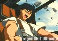 Shiro Amada de Mobile Suit Gundam : The 08th MS Team