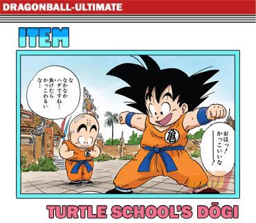 Turtle School's Dōgi