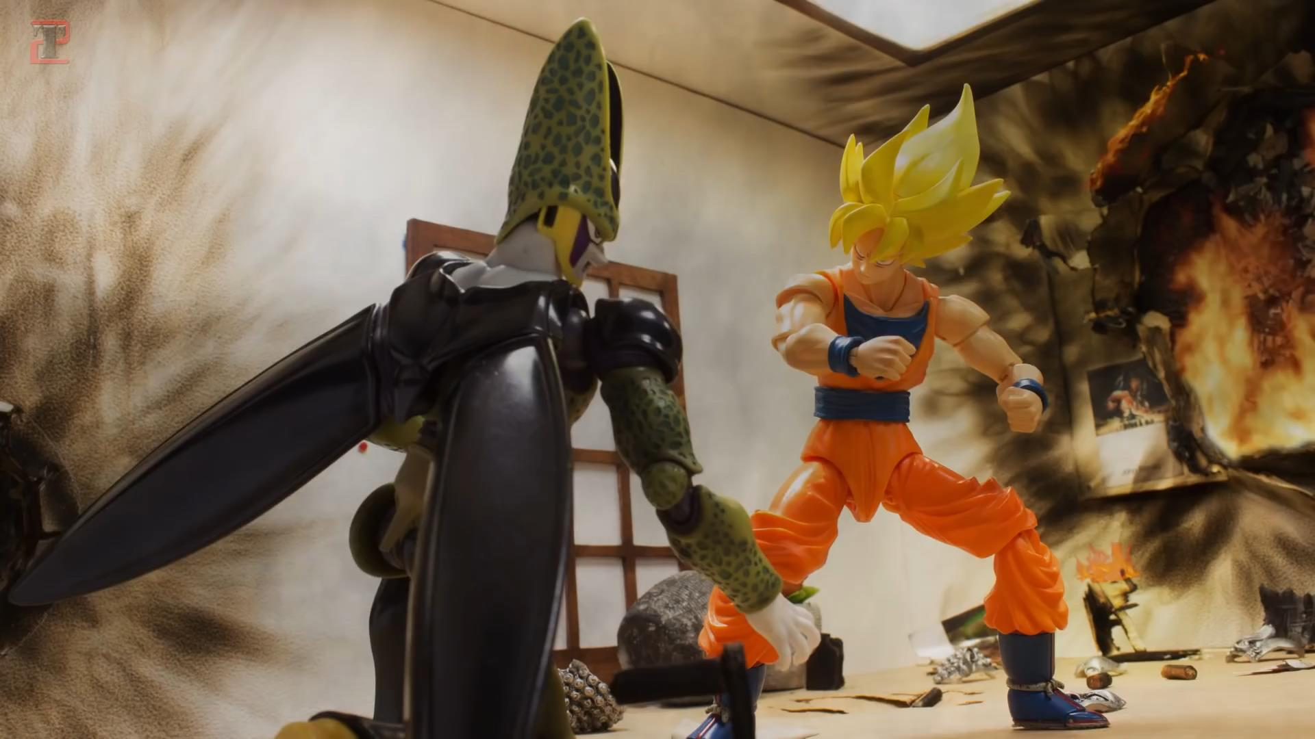 Dragon Ball Z : Stop Motion