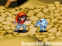 Giru dans Dragon Ball GT : Transformation