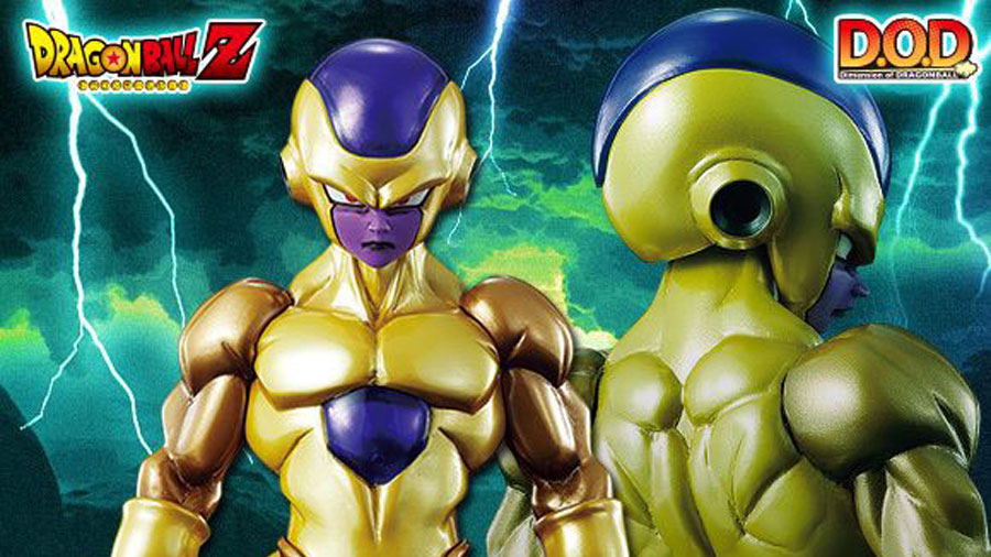Golden Freeza Dimension of DragonBall
