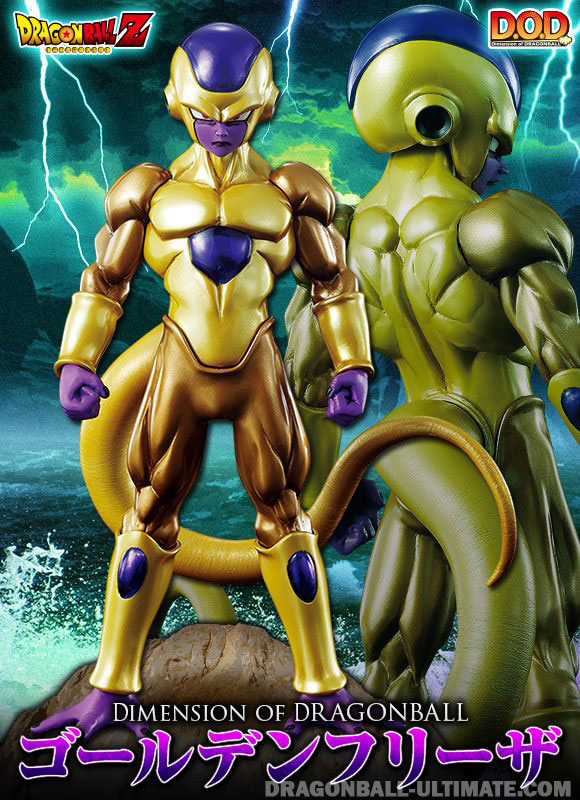 Golden Frieza D.O.D