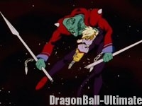 Redjic contre Gokū Super Saiyan
