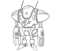 Character Design des robots de location