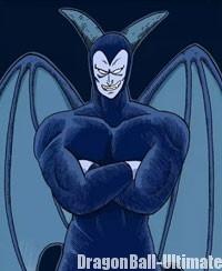 Akkuman, tel qu'il apparait dans le manga