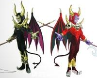 Les diables dans Dragon Ball Online