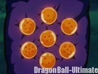 Les fameuses Dragon Balls