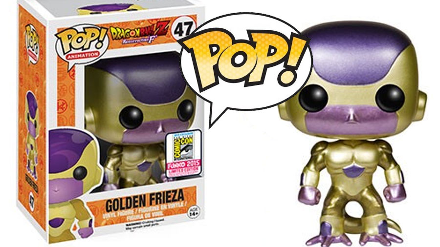 Funko POP! Animation Golden Freeza
