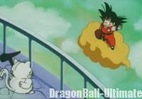 Kinto-Un dans le 3ème film Dragon Ball