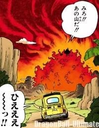 Le mont Fry-pan apparaît !