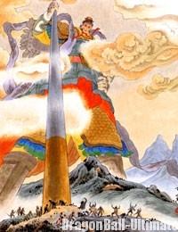 Le Nyoibō original de Sūn Wùkōng