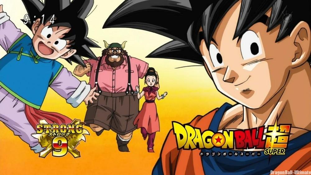 Dragon Ball Super - 001