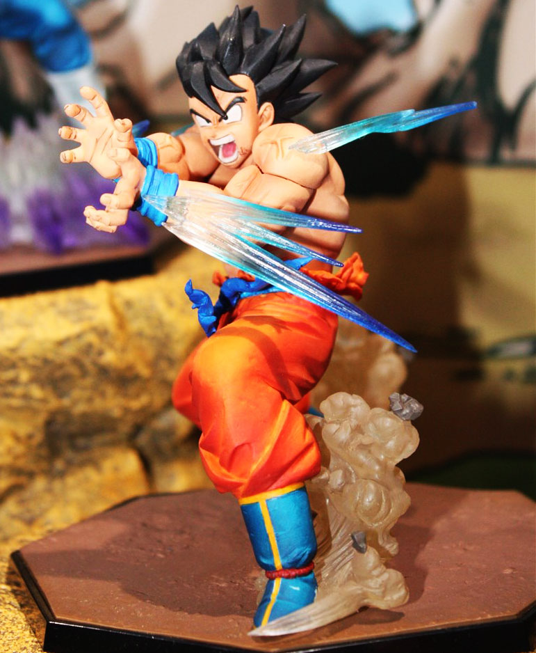 Figuarts-Zero-Goku-Kamehameha