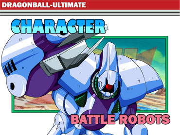 character-battle-robots