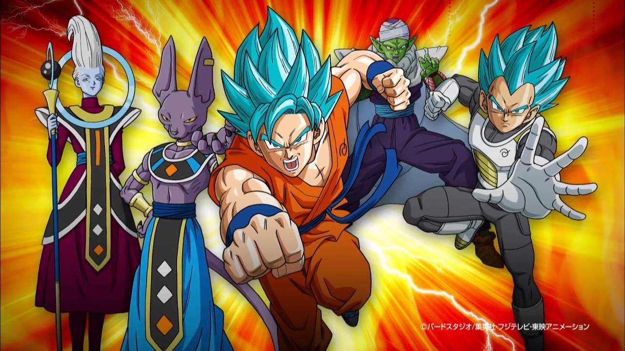 Dragon Ball Super Spinemblem Trailer