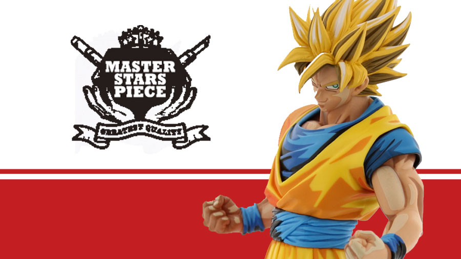 Dragon Ball Z Master Stars Piece The Son Gokou Manga Dimension