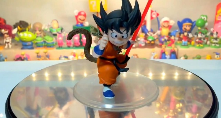 Dragon ball Styling Son Gokū