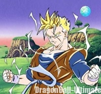 Gohan du futur en Super Saiyan 2 (Shin Budokai - Another Road)