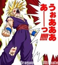 L'explosion de colère de Gohan