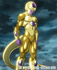 "Golden Freeza dans le film ""Dragon Ball Z : La résurrection de F"" (2015)"