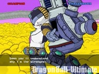 Full Amor Mecha Freeza dans Super DBZ