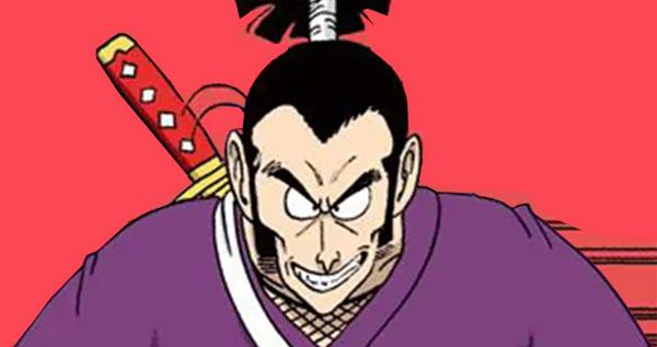 Sergent-Major Murasaki