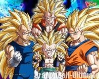 Plusieurs SSJ3 dans Dragon Ball Heroes