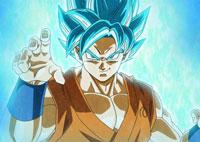 Son Gokū Super Saiyan God Super Saiyan