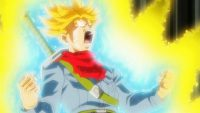Trunks, le Furieux Super Saiyan