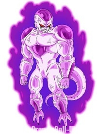 Freeza, sous sa Villainous Form