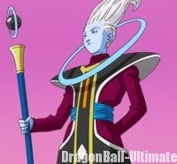 Whis, dans DBZ : Battle of Gods