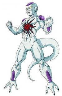 Character Design de Xeno Freeza