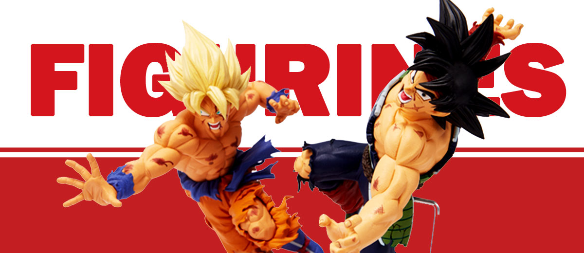 Dragon Ball Z New Figures