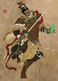 Erlang Shen (Yang Jian)