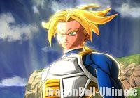 Trunks du futur dans Battle of Z