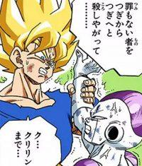 La colère du Super Saiyan, Son Gokū