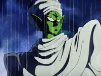 La 1ère apparition de Piccolo (Ma Junior) adulte dans l'anime