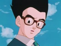 Son gohan dans Dragon Ball GT