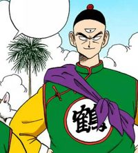Ten Shin Han, lors de sa 1ère apparition