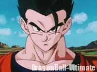 Ultimate Gohan dans l'anime