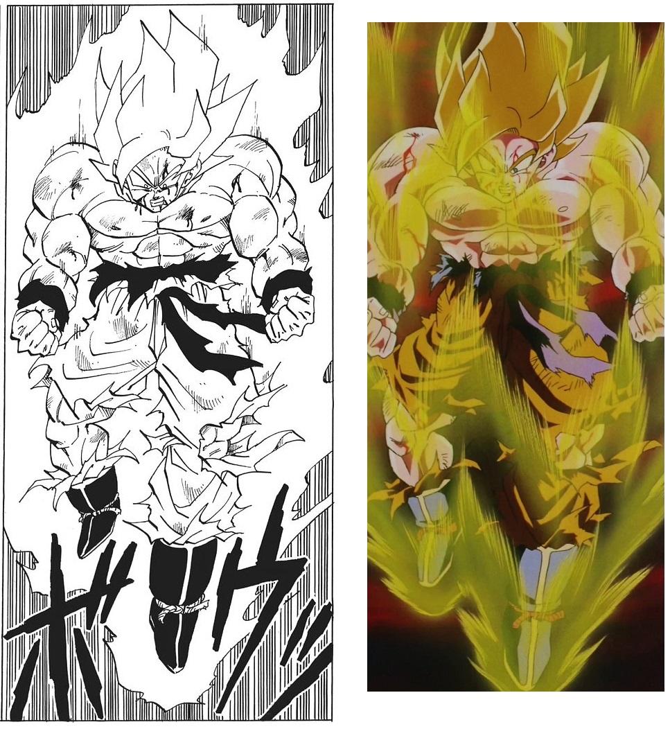 comparaison Toriyama-Miyahara
