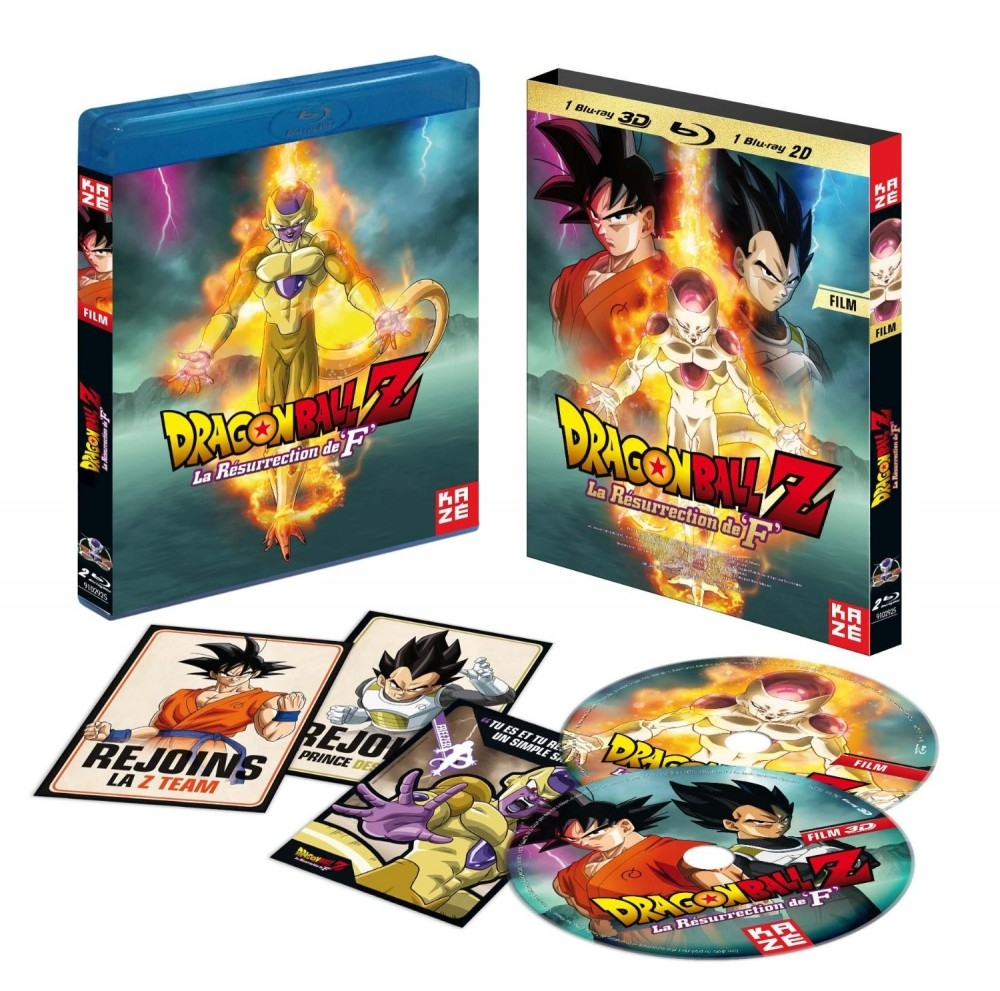 Dragon-Ball-z-la-Résurrection-de-f-dvd-blu-ray