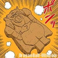 Dābura est devenu un biscuit