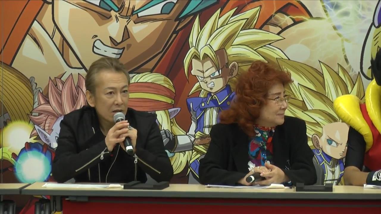 dragon-ball-heroes-anniversary-masako-nozawa-and-ryo-horikawa