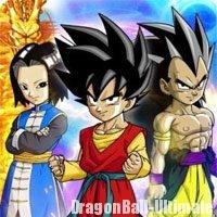 Les 3 Avatars Saiyans masculins du jeu