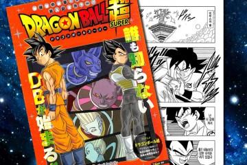 Dragon Ball Super Chapitre 05
