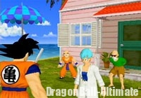 Kame House dans Dragon Ball Z Budokai