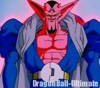Dābura possédé par Babidi, dans l'anime