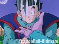 Le Kaiōshin matérialise une boule de cristal