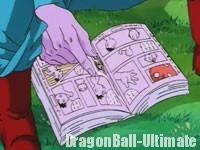 Le vieux Kaiōshin lisant une BD